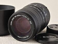 SIGMA AF 100-300mm F4.5-6.7 DL for PENTAX [EXCELLENT] from Japan (8023)