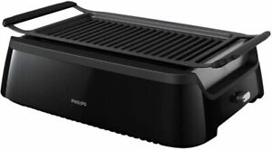 PHILIPS REFURBISHED ADVANCE COLLECTION INDOOR SMOKE-LESS GRILL