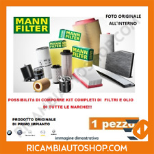 FILTRO ABITACOLO MANN AUDI A4 AVANT (8ED, B7) 2.0 TDI 16V KW:103 2004>2008 CU 30