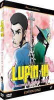 ★Lupin III : Le Tombeau de Daisuke Jigen ★ Intégrale - Edition Gold - DVD
