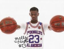 Billy Preston Kansas Jayhawks signed 8x10 photo 2018 NBA Draft