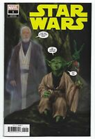 Star Wars #1 2020 Unread Phil Noto Party Variant Marvel Comics Charles Soule
