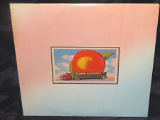 Allman Brothers Eat A Peach Sealed Vinyl Records Lp US 72-74 Capricorn 2CP-0102