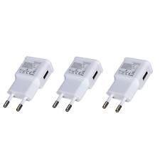 3x USB Ladegerät Adapter Netzteil Netzstecker Original Samsung Galaxy Modelle