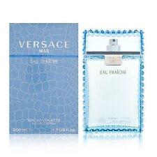 Versace Man Eau Fraiche 6.7oz/200ml Eau De Toilette *EDT*Spray Men's Cologne NIB
