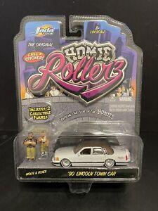 Jada Homie Rollerz '90 Lincoln Town Car Lowrider