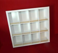 Ribbon Storage And Display Unit for workspace desktop, Crafting supply