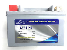 Lithium ION Motorcycle Race Track Battery YTX9-BS Upgrade  36 MONTHS WARRANTY