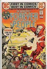 Forever People 1971 series # 10 fine comic book