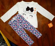 Legging Outfit 2pc Gymboree Girl Heart n Girl size 2T New