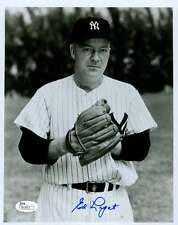 ED LOPAT JSA CERTIFIED AUTHENTIC HAND SIGNED 8X10 PHOTO AUTOGRAPH YANKEES