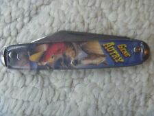 Gene Autry  Pocket Knife   Made in the USA!