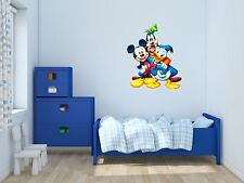 Mickey Mouse And Friends Disney Wall Decals Vinyl Sticker For Room Home Bedroom