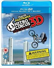 *NEW* - Nitro Circus: The Movie 3D (Blu-ray 3D + Blu-ray) [2012] 5050582933413