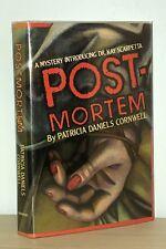 Patricia Cornwell - Postmortem - 1st 1st w/ Complete Number Line - Kay Scarpetta