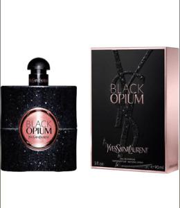 New Original Yves Saint Laurent Black Opium 3oz Women's Eau de Parfum