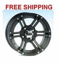 "(4) ITP SS212 Wheels Set Rims 12"" Wheel Kit Polaris 500 Sportsman 1996-2013"