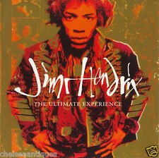 Vintage JIMI HENRIX CD Ultimate Experience 1993 Picture Disc Book 0731451723520