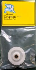 White Drive Wheel Gear Cog for Gryphon Zephyr Ring Saw