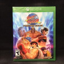 Street Fighter 30th Anniversary Collection (Xbox One) BRAND NEW In Stock