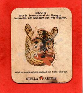 sous-bock STELLA ARTOIS BINCHE (envoi monde gratuit) sb2237