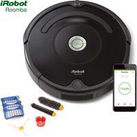 iRobot Roomba 675 Robot Vacuum With Authentic iRobot Replenishment Kit