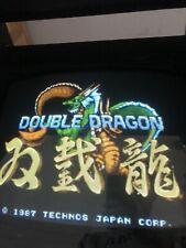 Technos Double Dragon Arcade PCB JAMMA