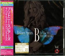 BRITNEY SPEARS-B IN THE MIX -BEST REMIX 2 --JAPAN CD BONUS TRACK E78