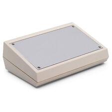 Console Cases Retex Abox Grey 195 x 62 x 120 mm Project Enclosure Box