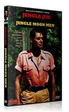 JIM LA JUNGLE LA DEESSE DE LA JUNGLE MAUDITE Johnny Weissmuller Tarzan DVD