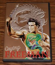 Crying Freeman Vol. 3: Abduction in Chinatown (Dvd, 2003)