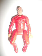 Six Million Dollar Man Dual Launch Drag set Steve Austin Figure Kenner Part