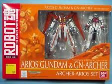 Robot Spirits SP Gundam 00 Arios Gundam & Gn Archer Arios Set (Metalllic Color)