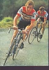 CYCLISME carte ROBERT MINTKEWICZ (equipe GITANE) 1976