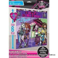 Irregular Monster High Party Scene Setters