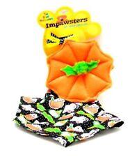 Impawsters Dog Costume Set Bow Tie Collar Kerchief PretendEars Ween Halloween