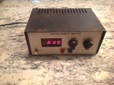 Digital Read Out Capacitance Meter Powers On. No Probes. Free Shipping