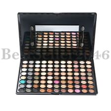 Pro 88 Colors Eye Shadow Cosmetic Makeup Shimmer Matte Eyeshadow Palette Set Kit