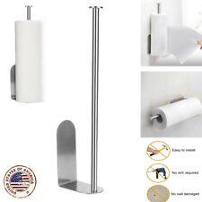 Paper Holder Storage Rack Vertical Diversified Paper Towel Holder Wall Mount.