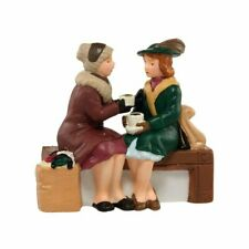 Holiday Coffee Break Dept 56 Christmas in the City Village 4025251 accessory A