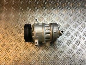 14-17 VW POLO 6R MK8 / GOLF / SEAT 1.0 PETROL AC AIR CON PUMP 5Q0820803E