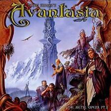 Tobias Sammet's Avantasia - The Metal Opera Pt. II (2) (White) (NEW 2 VINYL LP)