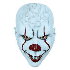 2020 NEW Halloween Scary Mask Costume Stephen King's IT Clown Cosplay Pennywise