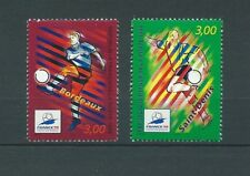 FOOTBALL - 1998 YT 3130 à 3131 - TIMBRES NEUFS** LUXE