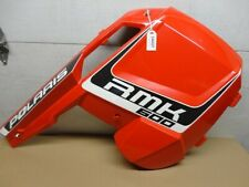 Polaris Side Panel - Left - Red - RMK 600 - Pro Chassis - #14437