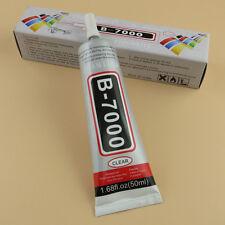 ☆ COLLE GLUE ADHÉSIF B-7000  50 ML VITRE TACTILE/ LCD / SMARTPHONE/ BRICOLAGE ☆