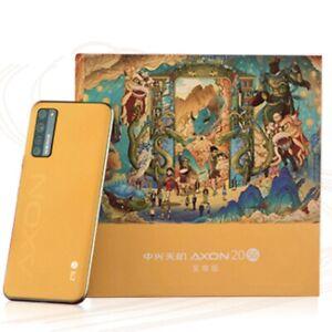 "ZTE Axon 20 5G A2121 Smartphone Octa Core 12GB 256GB 6.92"" 64.0MP 4220mAh Dual S"