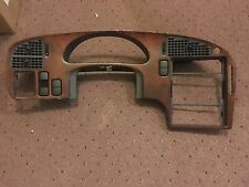 1999 - 2005 Saab 9-5 Nice Wood Dash Fascia Working Vents