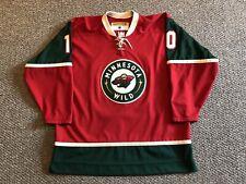 Marian Gaborik - Minnesota Wild - Koho Away Red Jersey sz XL