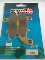 Plaquettes de frein arrière kyoto Suzuki DR 650 R/RS/RE/RSE 1990 à 1996 (S1073)